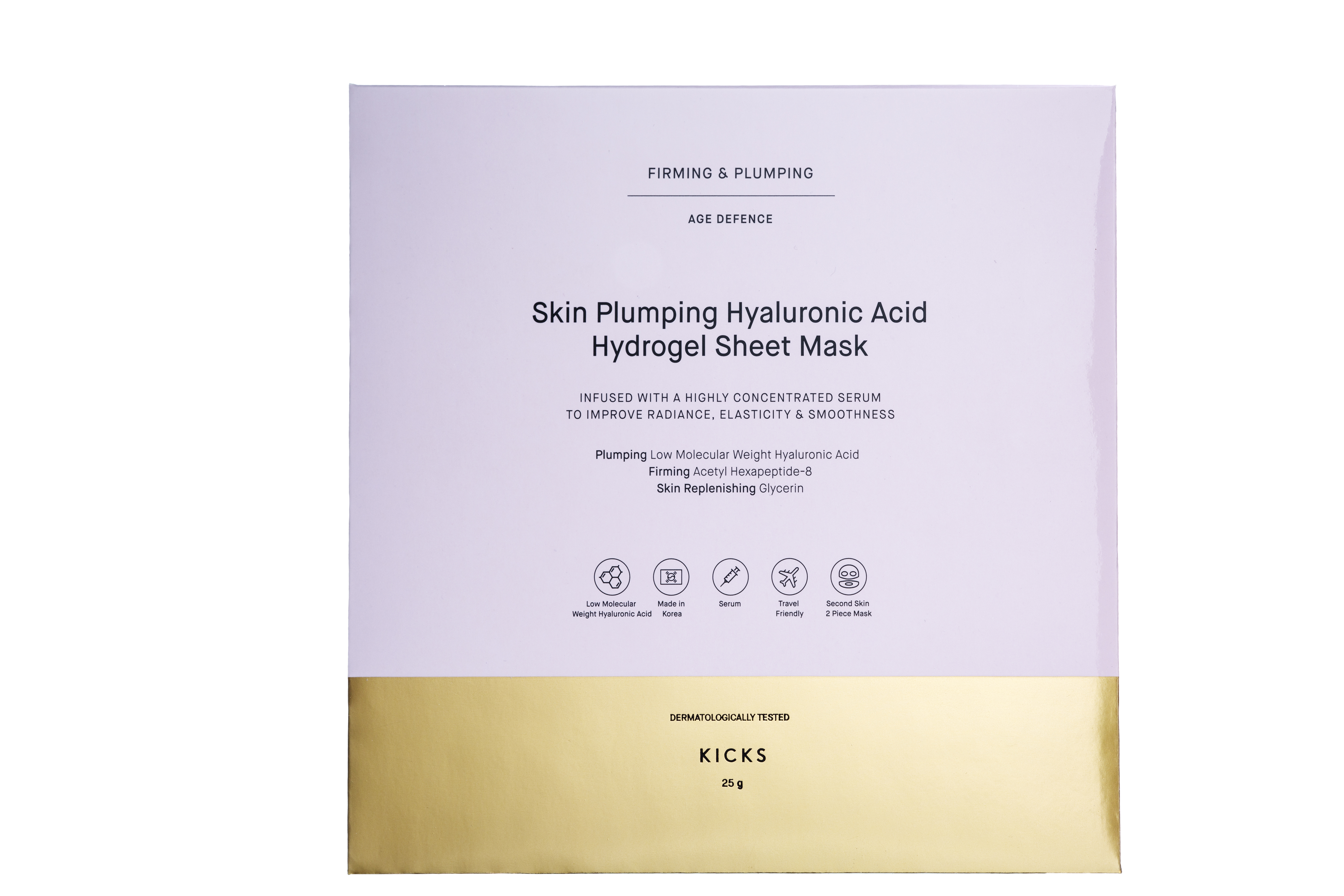 Skin Plumping Hyaluronic Acid Sheet Mask