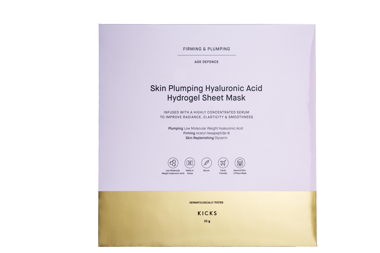 Skin Plumping Hyaluronic Acid Sheet Mask