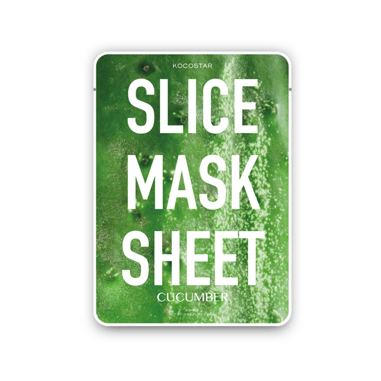 Slice Mask Sheet (Cucumber)