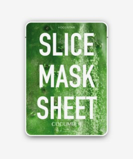 Slice Mask Sheet (Cucumber)