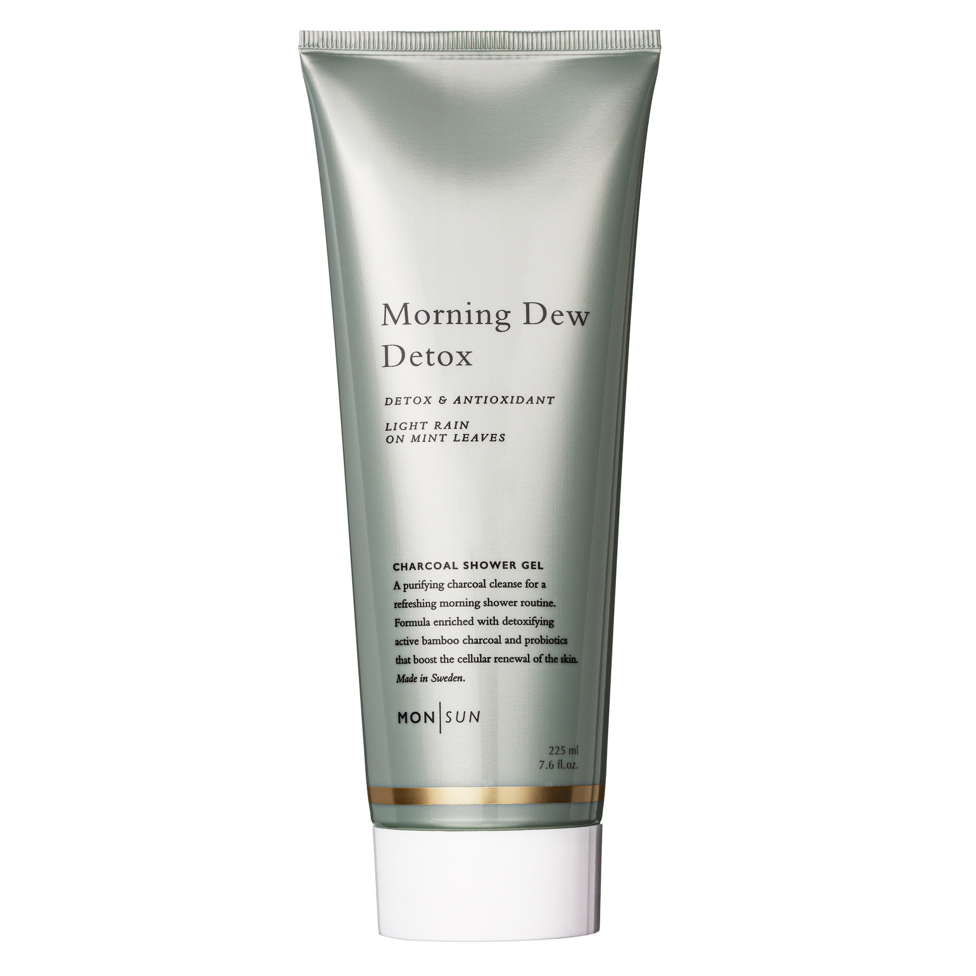 MON SUN Morning Dew Detox Detox & Antioxidant Shower gel