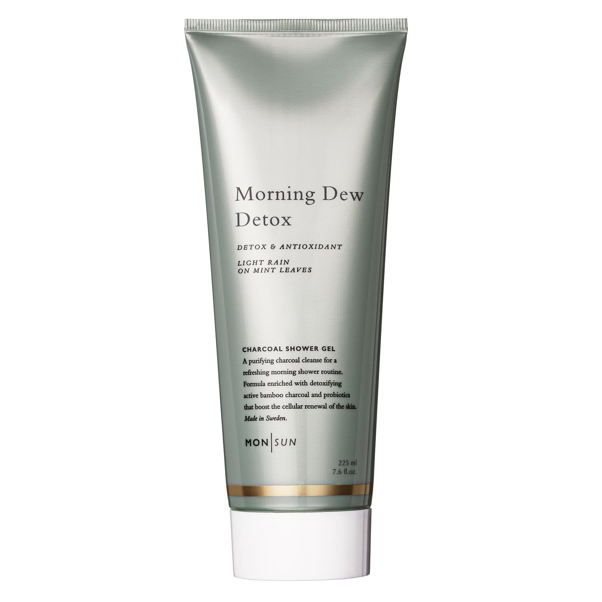 MON SUN Morning Dew Detox Detox & Antioxidant Shower gel