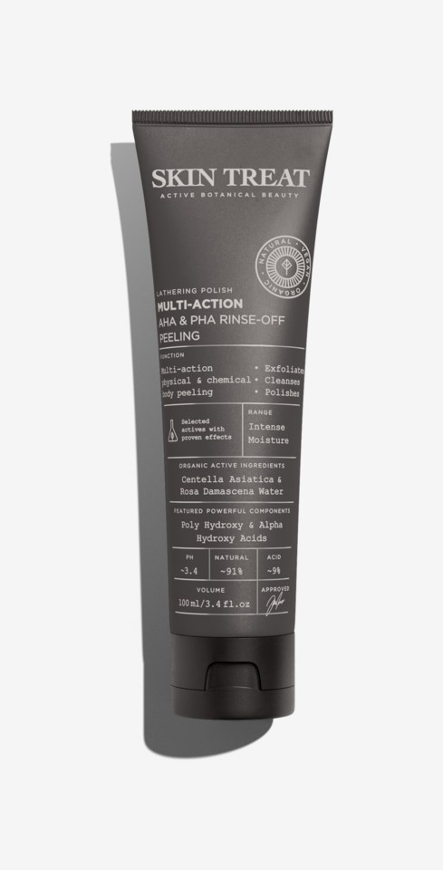 Multi-Action AHA & PHA Rinse-Off Peeling