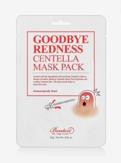 Goodbye Redness Centella Face Mask 20g