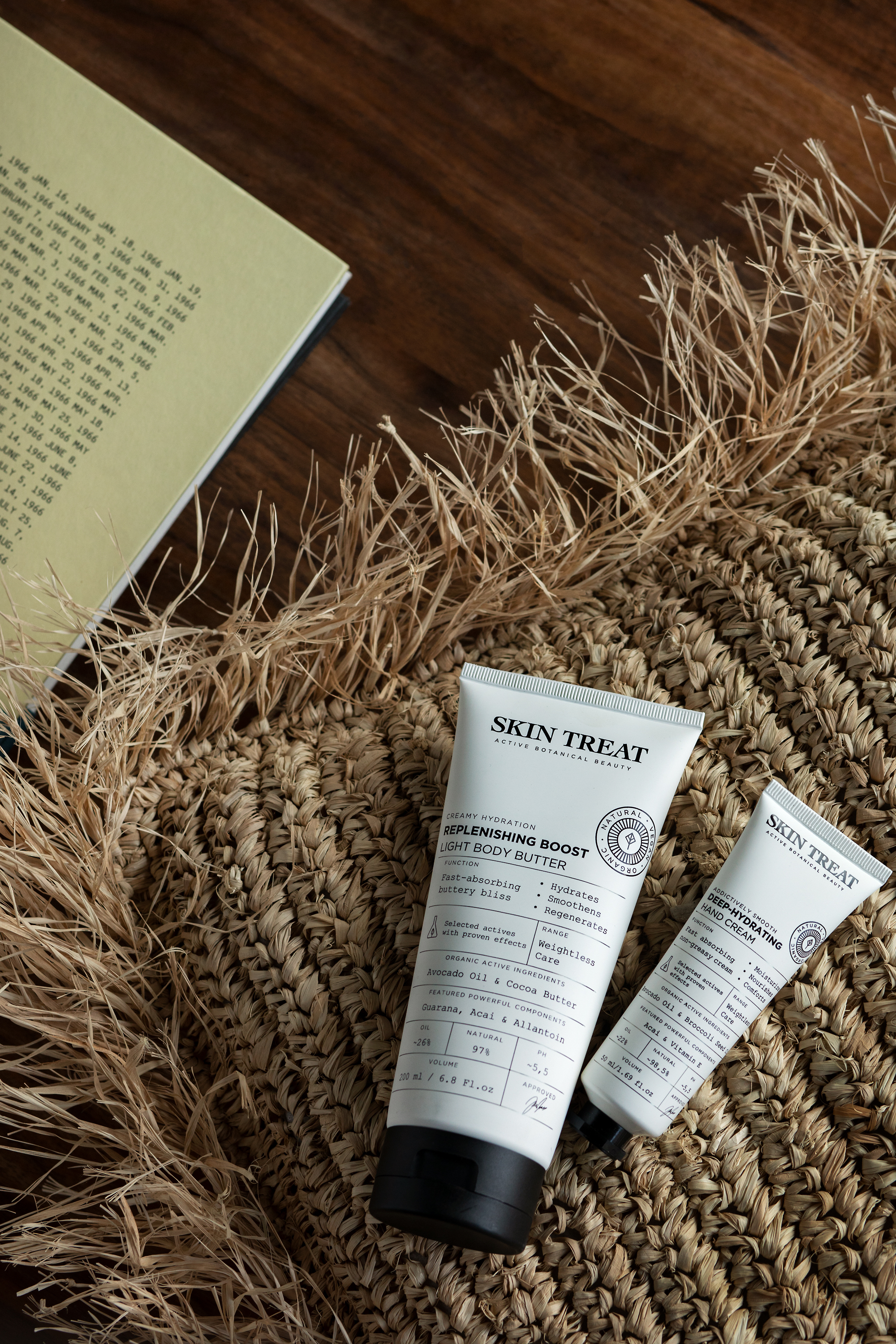 Deep-Hydrating Hand Cream