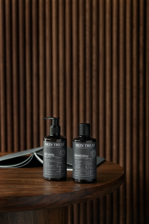 Soft Rinse Shower Cream