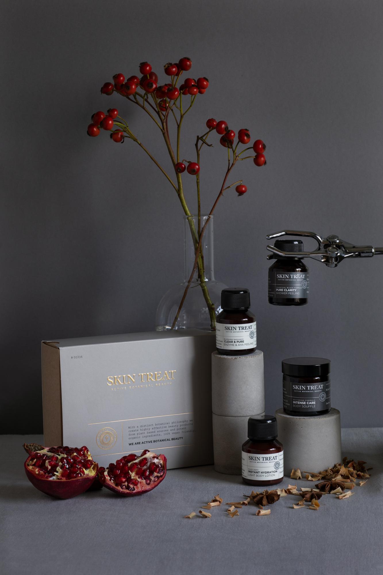 Travel Light Body Kit Gift Box