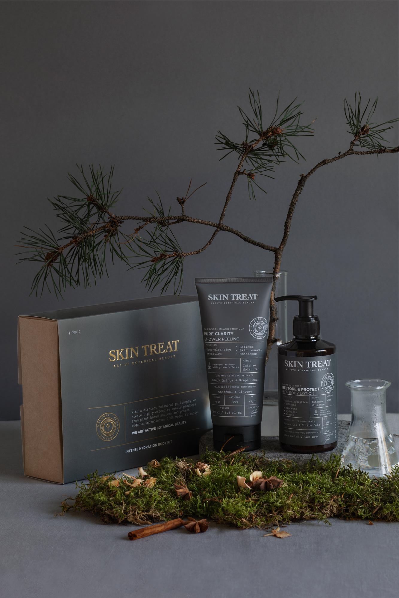 Intense Hydration Body Kit Gift Box