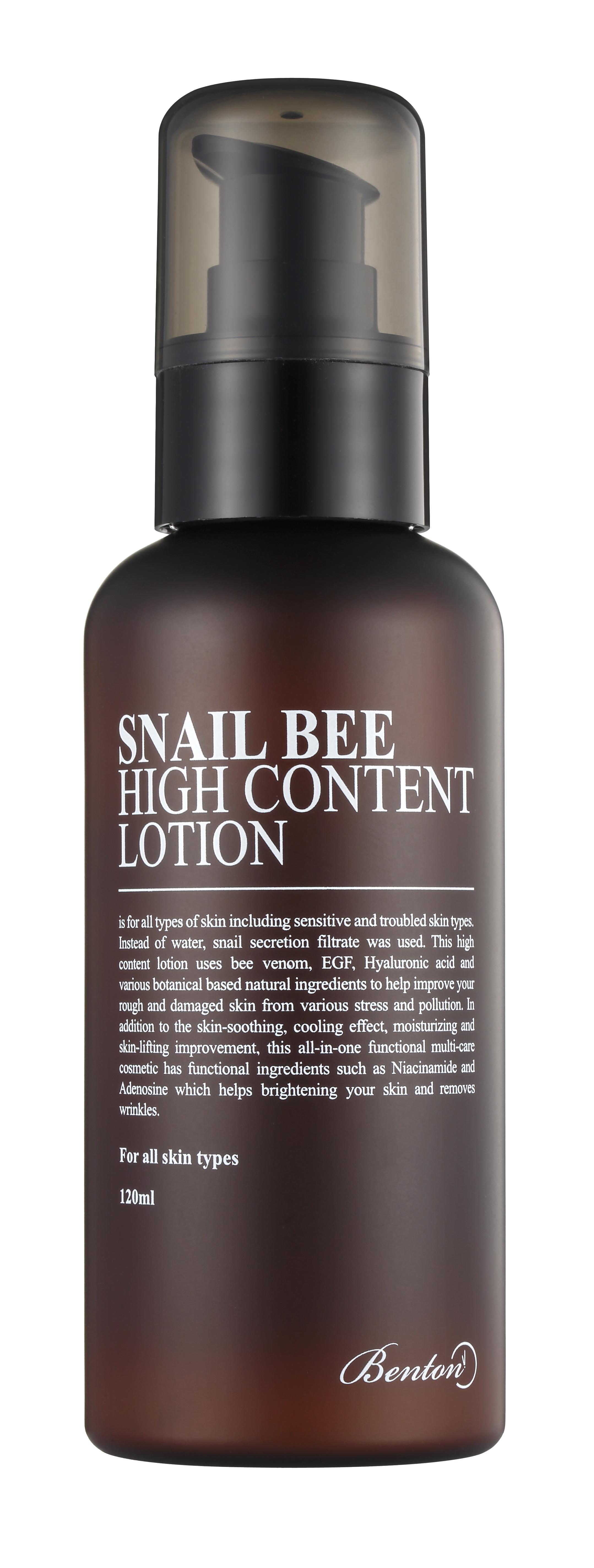 Bilde av Snail Bee High Content Lotion 120 Ml