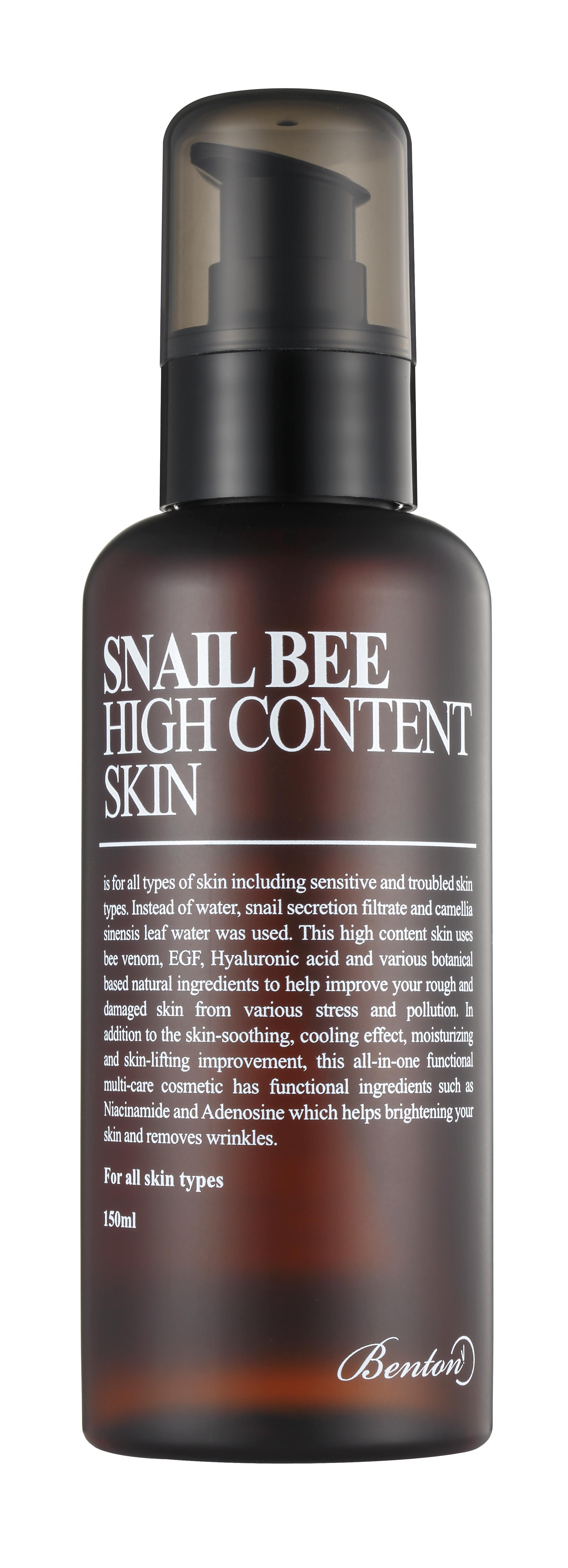 Bilde av Snail Bee High Content Skin 150 Ml
