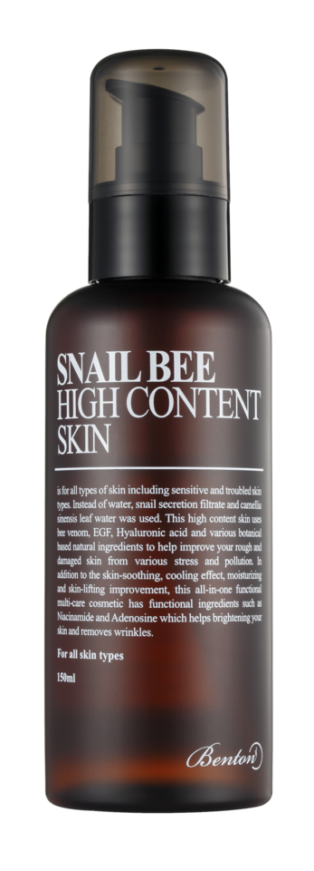 Snail Bee High Content Skin 150 ml