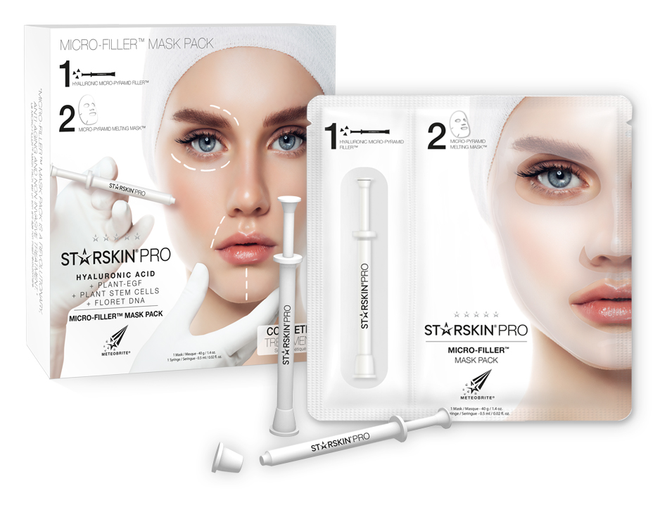 PRO Micro-Filler Mask Pack