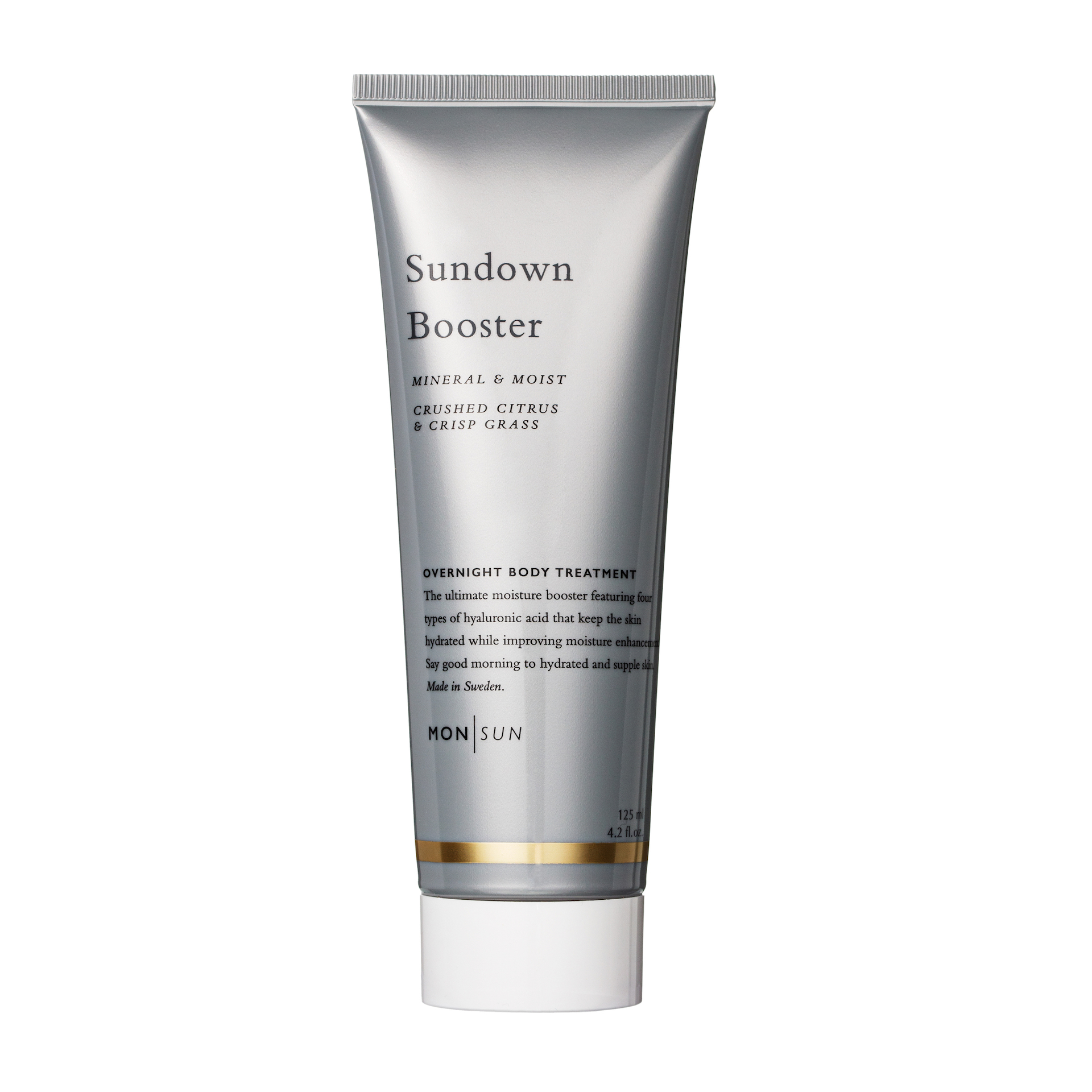 Sundown Booster Mineral & Moist Overnight Body Treatment