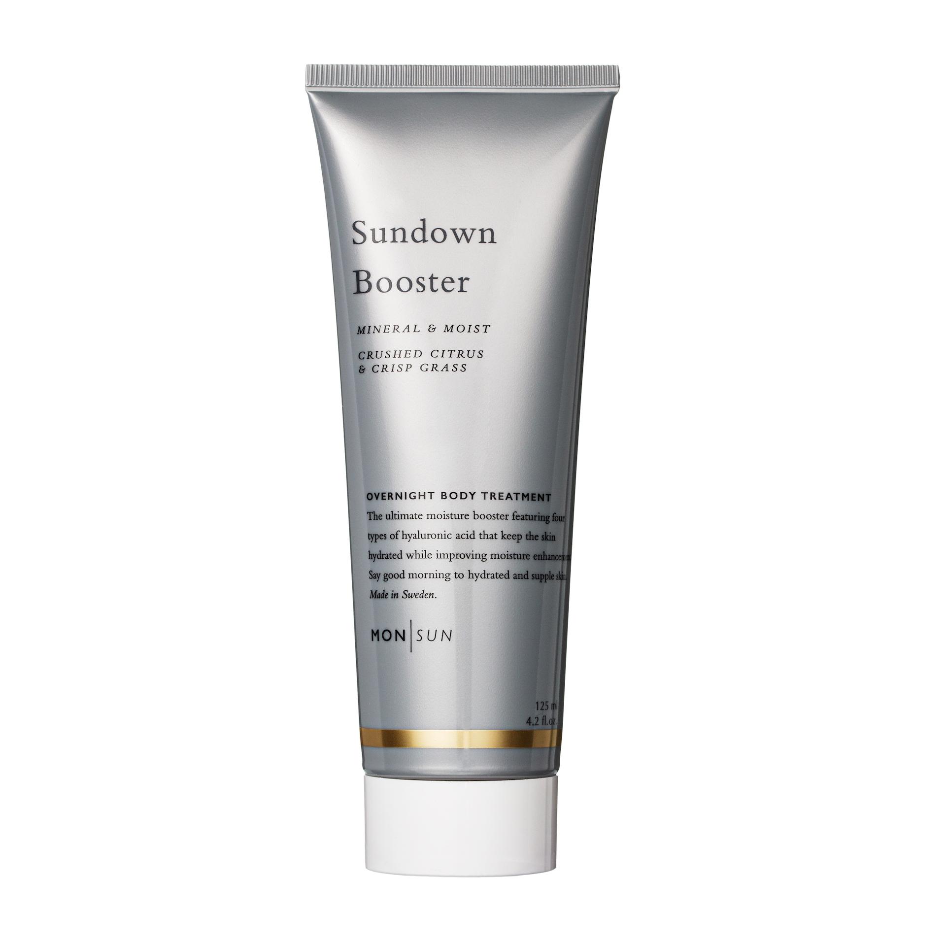Sundown Booster Mineral & Moist Overnight Body Treatment