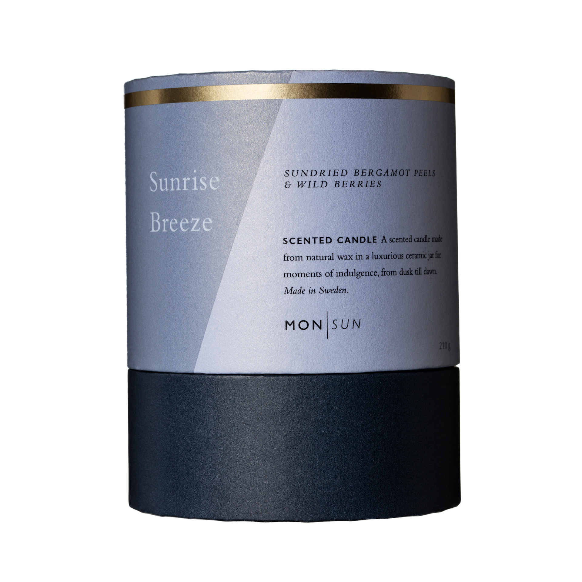 Sunrise Breeze Mineral & Moist Scented Candle 210g