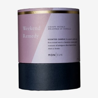 Weekend Remedy Calming Oats Scented Candle 210 g